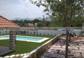 Foto de rancho en venta en  , jardines de capellania, cadereyta jiménez, nuevo león, 18156521 No. 01