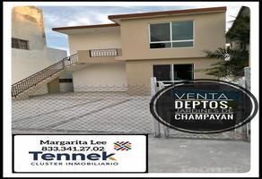 Foto de departamento en venta en  , jardines de champayan 1, tampico, tamaulipas, 0 No. 01