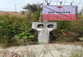 Foto de terreno habitacional en venta en jardines de la aurora , jardines de la aurora, morelia, michoacán de ocampo, 14184526 No. 01