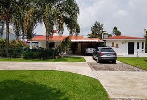 Foto de casa en venta en  , jardines de la calera, tlajomulco de zúñiga, jalisco, 5756691 No. 01