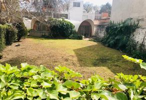 Foto de terreno habitacional en venta en  , jardines de la florida, naucalpan de juárez, méxico, 18876417 No. 01