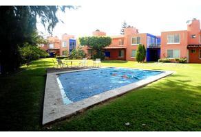 Foto de casa en condominio en venta en  , jardines de la hacienda i, jiutepec, morelos, 0 No. 01