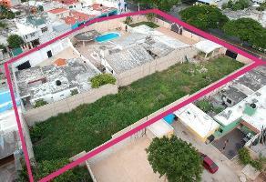 Foto de terreno comercial en venta en  , felipe carrillo puerto nte, mérida, yucatán, 9746955 No. 01