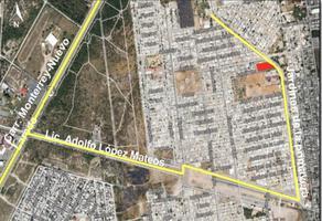 Foto de terreno habitacional en venta en  , jardines de monterrey iii, apodaca, nuevo león, 15234142 No. 01