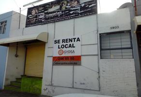 Foto de local en renta en  , jardines de san manuel, puebla, puebla, 8918417 No. 01