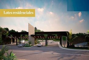 Foto de terreno habitacional en venta en  , jardines de san sebastian, mérida, yucatán, 18674337 No. 01