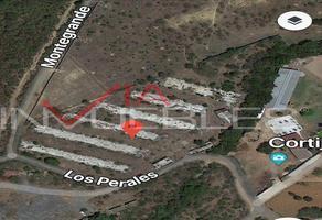 Foto de terreno comercial en venta en  , jardines de santiago, santiago, nuevo león, 13978866 No. 01