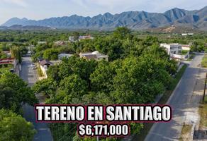 Foto de terreno habitacional en venta en  , jardines de santiago, santiago, nuevo león, 15803212 No. 01