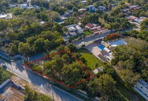 Foto de terreno habitacional en venta en  , jardines de santiago, santiago, nuevo león, 19404546 No. 01