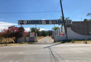 Foto de terreno habitacional en venta en jardines de tlajomulco lote terreno 13 manzana