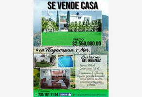 Foto de casa en venta en  , jardines de tlayacapan, tlayacapan, morelos, 19396320 No. 01