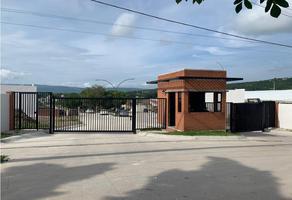 Foto de terreno habitacional en venta en  , jardines de tuxtla, tuxtla gutiérrez, chiapas, 16980050 No. 01
