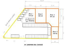 Foto de terreno comercial en renta en  , jardines del canada, general escobedo, nuevo león, 2269838 No. 01