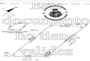 Foto de terreno comercial en venta en  , jardines del norte, mérida, yucatán, 0 No. 01