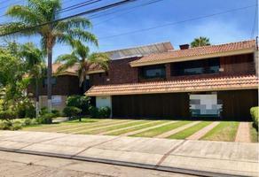 Foto de casa en venta en  , jardines del sol, zapopan, jalisco, 14958705 No. 01