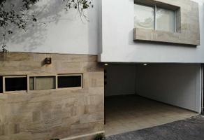 Foto de casa en venta en  , jardines del valle, san pedro garza garcía, nuevo león, 13926733 No. 01
