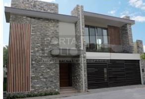 Foto de casa en venta en  , jardines del valle, san pedro garza garcía, nuevo león, 14312783 No. 01