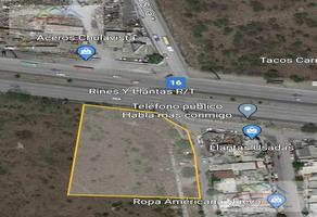 Foto de terreno habitacional en venta en  , jardines guadalupe, guadalupe, nuevo león, 13170996 No. 01