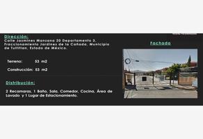 Foto de departamento en venta en jazmines 20, jardines de la cañada, tultitlán, méxico, 8257029 No. 01