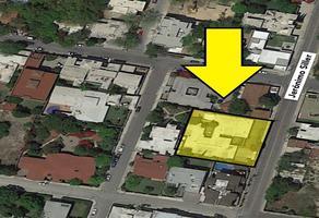 Foto de terreno habitacional en venta en  , jerónimo siller, san pedro garza garcía, nuevo león, 7598708 No. 01