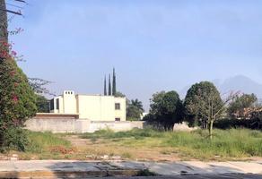 Foto de terreno habitacional en venta en  , jerónimo siller, san pedro garza garcía, nuevo león, 8777196 No. 01
