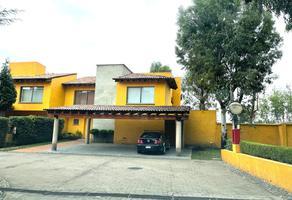 Foto de casa en renta en jesus del monte , cuajimalpa, cuajimalpa de morelos, df / cdmx, 0 No. 01