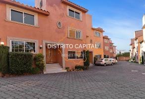 Foto de casa en venta en jesús del monte , jesús del monte, cuajimalpa de morelos, df / cdmx, 14073792 No. 01