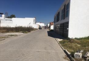Foto de terreno habitacional en venta en  , jesús tlatempa, san pedro cholula, puebla, 17265001 No. 01
