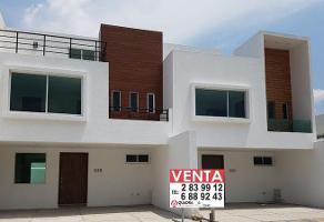 Foto de casa en venta en  , jesús tlatempa, san pedro cholula, puebla, 8766674 No. 01