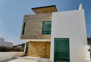 Foto de casa en venta en jicuri 20, desarrollo habitacional zibata, el marqués, querétaro, 0 No. 01