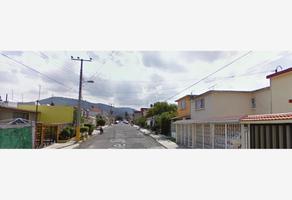 Foto de casa en venta en jilgueros 00, parque residencial coacalco 1a sección, coacalco de berriozábal, méxico, 16587999 No. 01