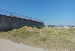 Foto de terreno habitacional en venta en jinetes , cacalomacán centro, toluca, méxico, 0 No. 01