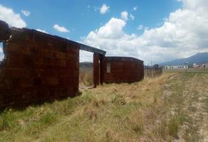 Foto de terreno habitacional en venta en jinetes , cacalomacán, toluca, méxico, 0 No. 01