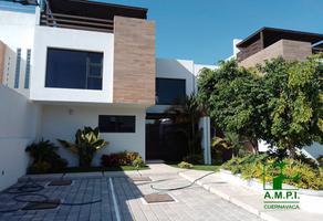 Foto de casa en venta en  , jiquilpan, cuernavaca, morelos, 16892019 No. 01