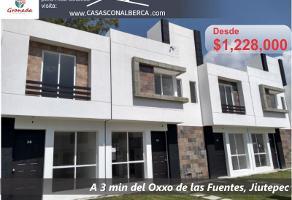 Foto de casa en venta en jiutepec 1, las fuentes, jiutepec, morelos, 12379160 No. 01