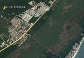 Foto de terreno habitacional en venta en joaquín cetina 0 , puerto morelos, benito juárez, quintana roo, 0 No. 01