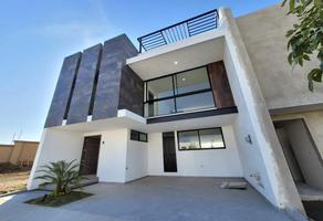 Foto de casa en venta en jocoqui 9, lomas de angelópolis ii, san andrés cholula, puebla, 0 No. 01
