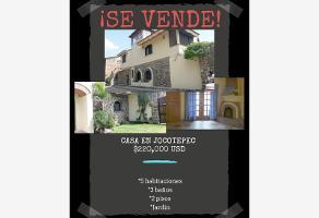 Foto de casa en venta en  , jocotepec centro, jocotepec, jalisco, 6229868 No. 01