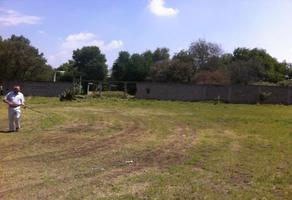 Foto de terreno comercial en venta en jorge jimenez , la paz, texcoco, méxico, 18392616 No. 01