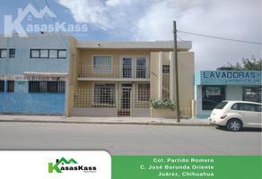 Foto de casa en venta en josé borunda oriente 1438, partido romero, juárez, chihuahua, 0 No. 01
