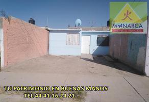 Foto de casa en venta en jose del barro 270, santo tomás, soledad de graciano sánchez, san luis potosí, 0 No. 01