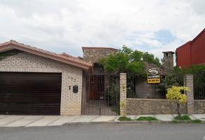 Foto de casa en renta en josé guadalupe posada , san isidro, saltillo, coahuila de zaragoza, 0 No. 01