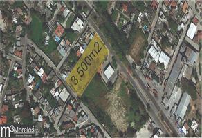 Foto de terreno habitacional en venta en  , josé lópez portillo, jiutepec, morelos, 17819401 No. 01