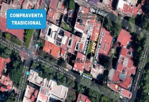 Foto de terreno habitacional en venta en jose ma tornel , san miguel chapultepec ii sección, miguel hidalgo, df / cdmx, 14174931 No. 01
