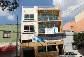 Foto de departamento en venta en josé manuel morán 102, san miguel chapultepec ii sección, miguel hidalgo, df / cdmx, 0 No. 01