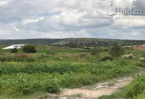 Foto de terreno habitacional en venta en jose maria patoni 100, ciudad industrial, durango, durango, 9363110 No. 01