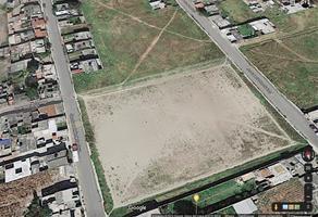 Foto de terreno habitacional en venta en jose maria pino suárez , san pablo autopan, toluca, méxico, 9804370 No. 01