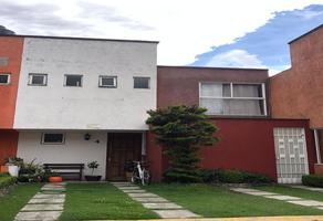 Foto de casa en venta en jose marti , tlacopa, toluca, méxico, 17473780 No. 01
