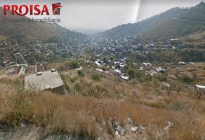 Foto de terreno habitacional en venta en jose murat , lomas de microondas, oaxaca de juárez, oaxaca, 0 No. 01