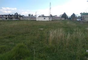 Foto de terreno habitacional en venta en josé ramón albarrán , de santa cruz, toluca, méxico, 17162902 No. 01